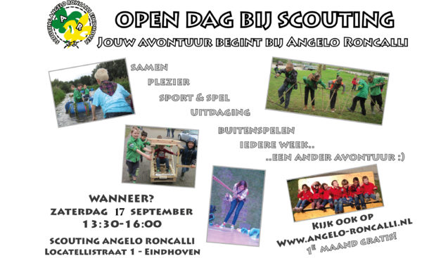 poster-open-dag-scouting-angelo-roncalli-2016
