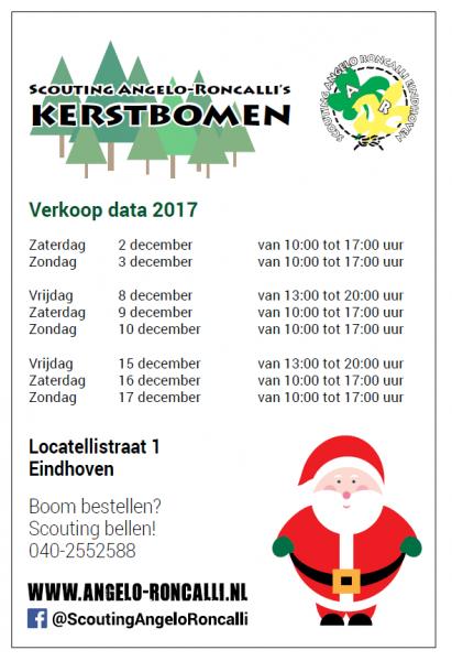 PosterKerstbomen2017