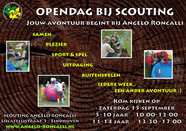 Scoutinggroep Angelo Roncalli Eindhoven